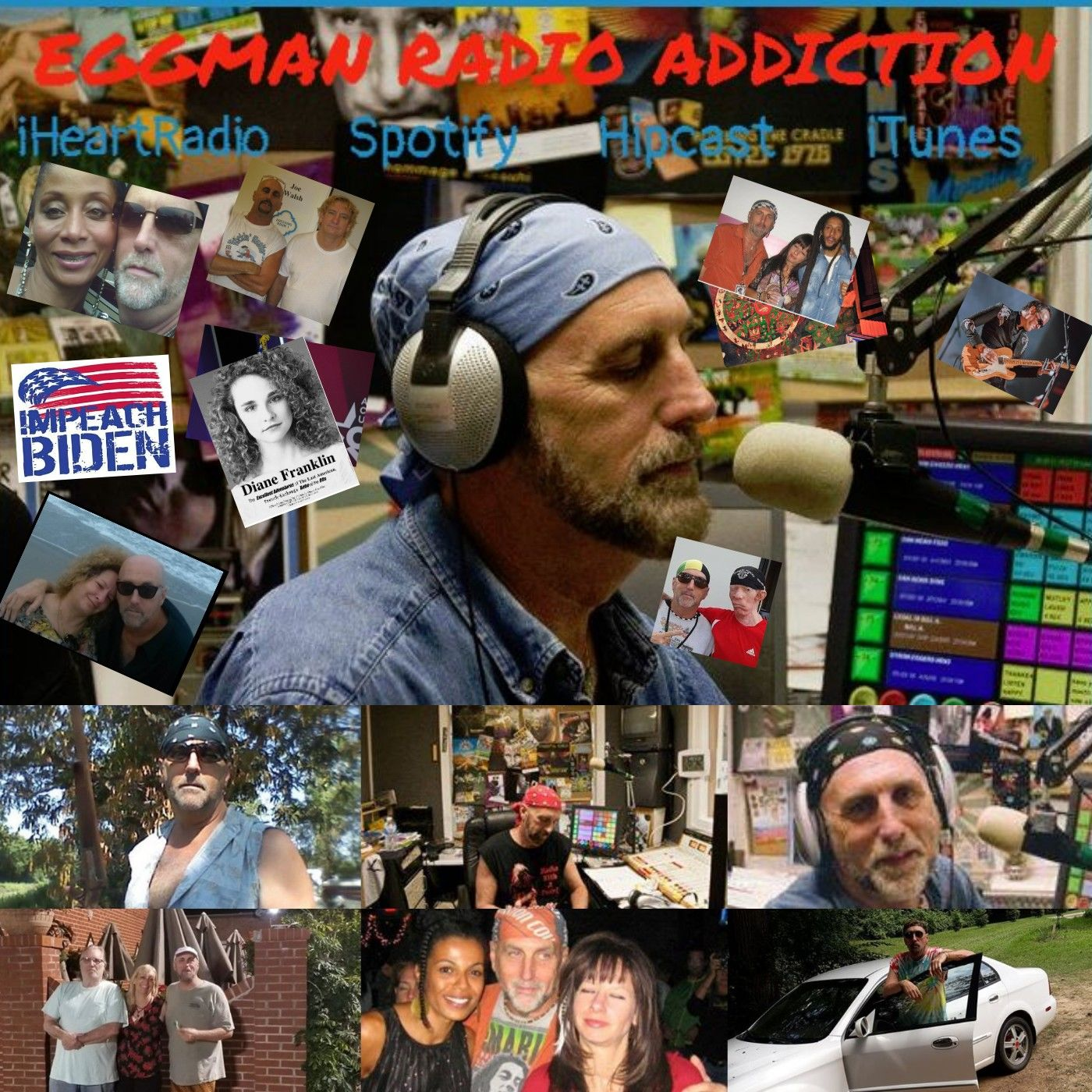 EGGMAN RADIO ADDICTION