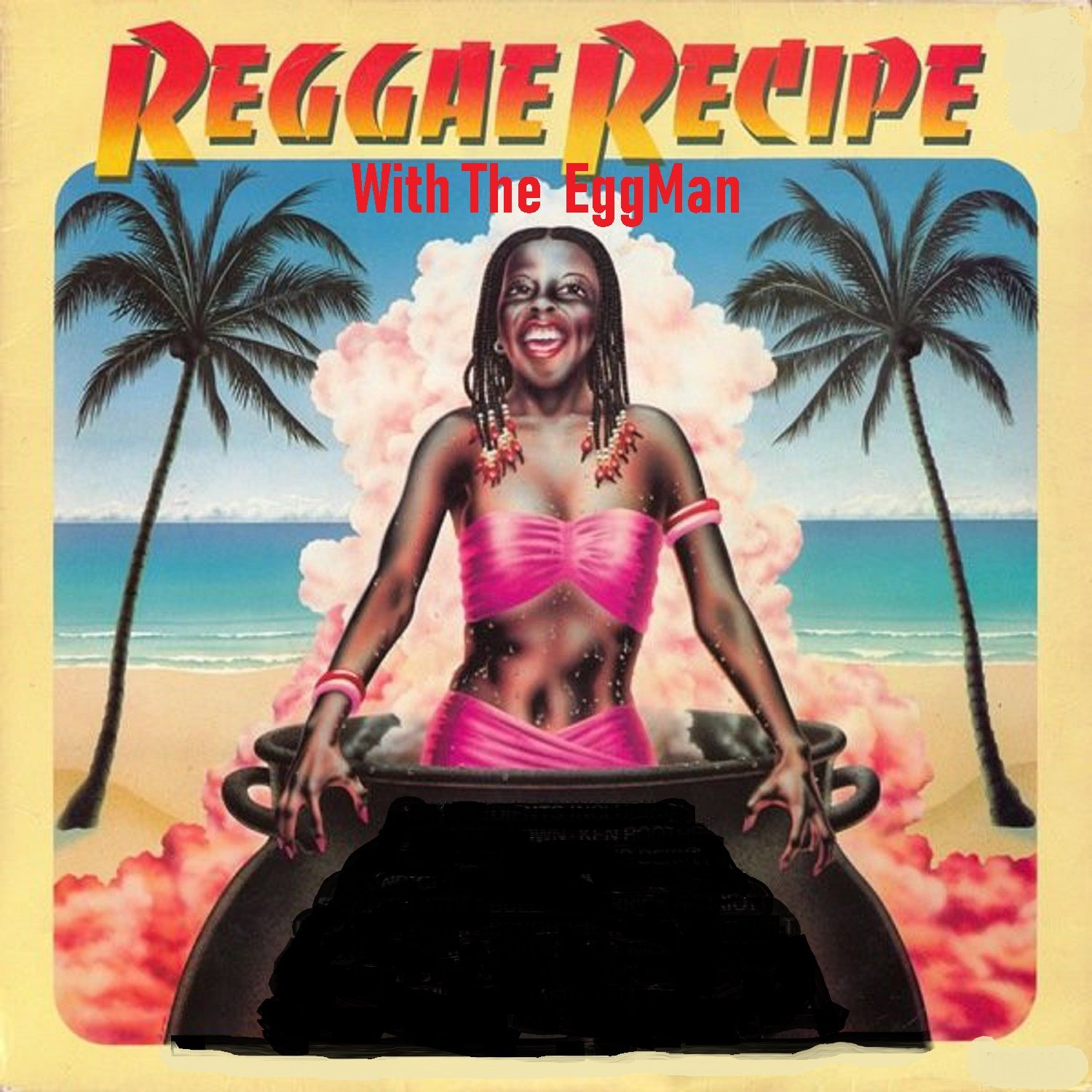 REGGAE RECIPE with the EGGMAN